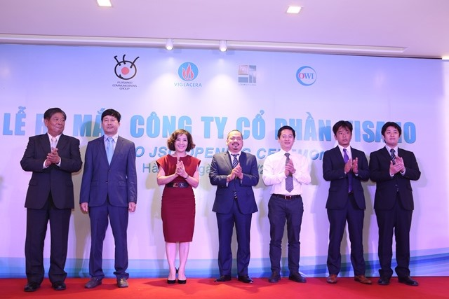 Vietnamese, Japanese firms launch building management company
